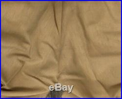 1930's Goodall Worsted Vintage Palm Beach Men's Cream Summer Suit 38 W 36