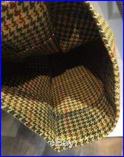 CORDINGS of PICCADILLY Mens Houndstooth Vintage Suit 40R 32W Rare & Immaculate