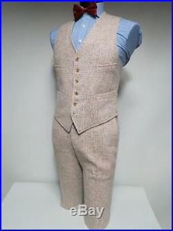 Gorgeous VTG Southwick Ivy Heavy English tweed three piece suit 40 R