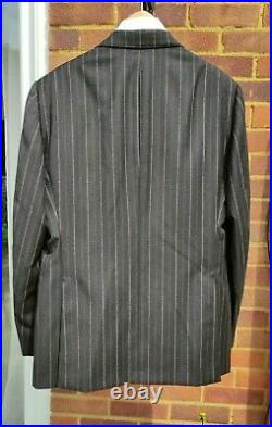 Gucci Tom Ford 2 Piece Suit VTG IT 56 US 46