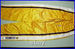 Los Angeles Lakers Vtg 90s Nike Team Issue 1999-00 Warm Up Jacket Pants Suit USA