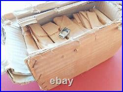 Lot 160+ vintage watch cases tank style NOS suit replacement for Omega & Rolex