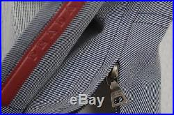 PRADA Linea Rossa Men Rider Jacket Trousers Suit 2 Piece Set UK42 IT52 L VTG 90