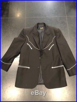 Scully Vintage Western Suit Men's Jacket & Trousers
