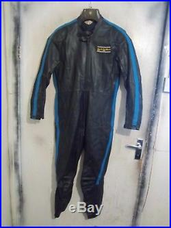 VINTAGE 70's LEWIS LEATHERS AVIAKIT MOTORCYCLE SUIT SIZE 38 / 40