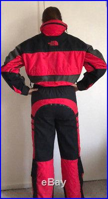 VTG The North Face Scot Schmidt SteepTech One Piece Ski Suit small