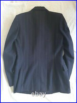 Vintage 1930s/1940s Mens Double Breasted Suit