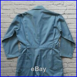 Vintage Ben Davis PG&E Work Coveralls Overalls Size 42 Made in USA Suit 2