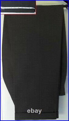 Vintage Bespoke Tailored Mens 2Piece Suit 1950s 38Chest + Contrasting Waistcoat