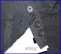 Vintage Bespoke Tailored Mens Hand Made 3Piece Suit Classic Cut 1950/60s 39Chest