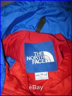 Vintage The North Face Gore Tex Ski Snow Suit One Piece Full Zip Size XL
